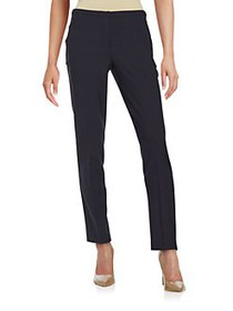 Elie Tahari Jillian Slim Pants NAVY