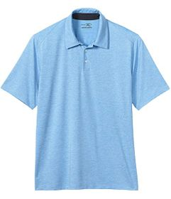 Johnston & Murphy Solid Golf Polo