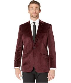 Kenneth Cole Reaction Velvet Sports Coat