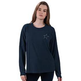Dallas Cowboys Women's Vintage Long-Sleeve Tee