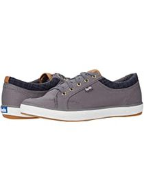Keds Center Waxed Canvas