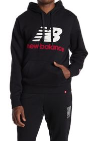New Balance Athletic Drawstring Pullover Hoodie