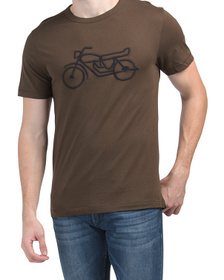 FRENCH CONNECTION Motorcycle Tee