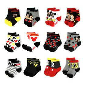 Disney Baby Boys Mickey Mouse Assorted Color Desig