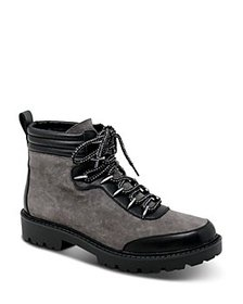 Charles David - Women's Revolve Lace Up Boots