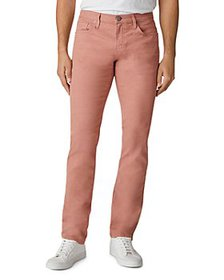 J Brand - Kane Straight Fit Jeans in Dusty Salmon