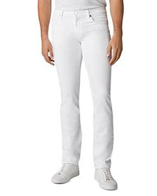 J Brand - Kane Straight Fit Jeans in Keckley White