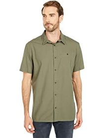 Quiksilver Taxer Wash Short Sleeve Shirt