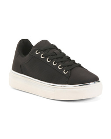 WANTED Lace Up Sneakers
