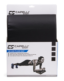 CAPELLI SPORT Ab And Plank Mat