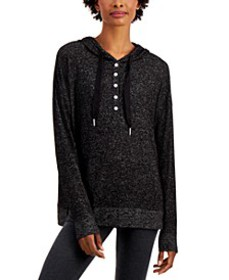 Hacci Sweater Knit Hoodie, Created for Macy's