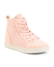 KOOLABURRA BY UGG Hightop Eyelet Sneakers (Little