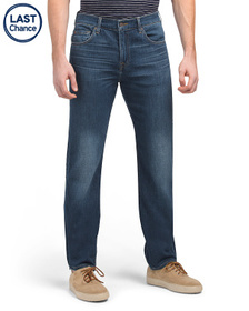 7 FOR ALL MANKIND Slim Tapered Adrien Denim Jeans