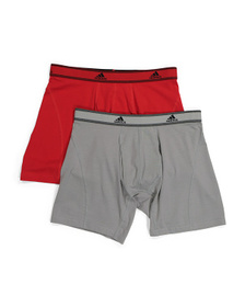 2pk Relaxed Performance Boxer Briefs