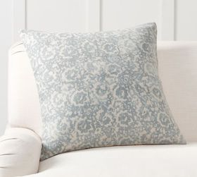 Pottery Barn Anna Printed Pillow Cover
