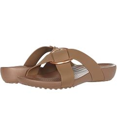 Crocs Serena Cross Band Slide
