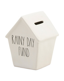 Rainy Day Fund Money Bank