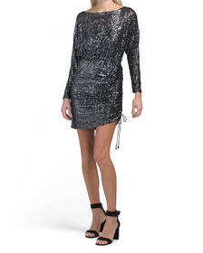 Giselle Sequin Mini Dress