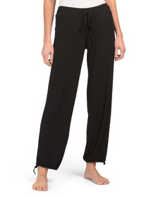 Essential Shirred Lounge Pants