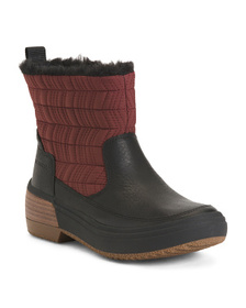 Comfort Fleece Lined Storm Boots
