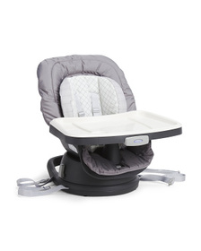 Baby 3-in-1 Booster High Chair on sale at T J Maxx