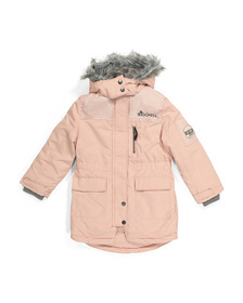 Little Girls All Weather Parka