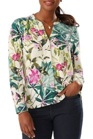 Tommy Bahama Starlight Canyon Silk Blouse