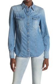 G-STAR RAW Tacoma Straight Denim Shirt