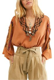 Free People Cross Country Top