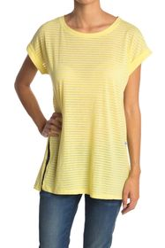 G-STAR RAW Luge Knotted Stripe Tee