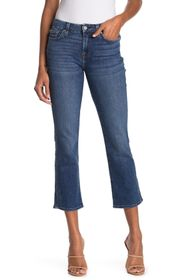 7 For All Mankind Kimmie Bootcut Crop Jeans