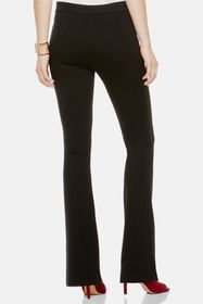 Vince Camuto Solid Ponte Knit Flared Leggings