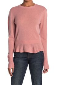 FRAME Cinched Sweater