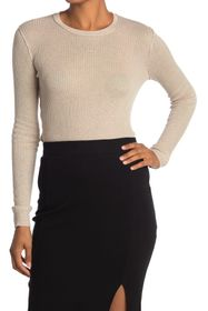 NSF CLOTHING Zuli Crew Neck Sweater