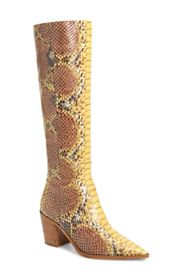 Sam Edelman Lindsey Pointed Toe Knee High Boot