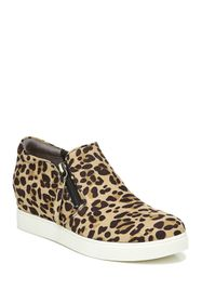 Dr. Scholl's It's All Good Leopard Print Wedge Sne