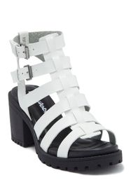 Dirty Laundry Fun Stuff Caged Sandal