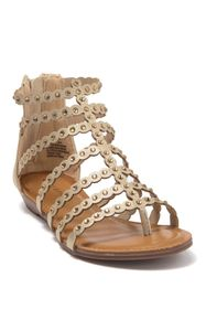 Zigi Soho Maryam Embellished Caged Sandal