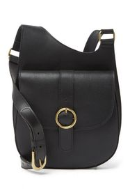 Most Wanted USA The Classic Leather Saddle Bag