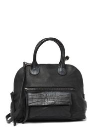 T Tahari Danielle Leather Satchel