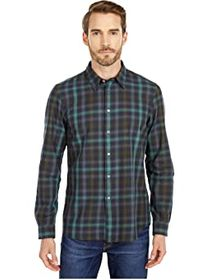Paul Smith Paul Smith - Plaid Tailored Fit Shirt.