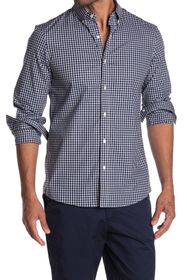 Michael Kors Slim Fit Check Print Shirt