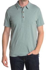 Grayers Solid Slub Jersey Polo