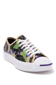 Converse x Jack Purcell Printed Oxford Sneaker
