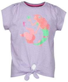 Bass Pro Shops Mermaid Tie-Front Tee for Toddlers