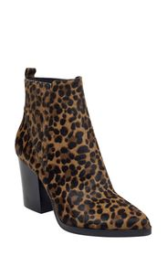 Marc Fisher LTD Alva Genuine Calf Hair Bootie