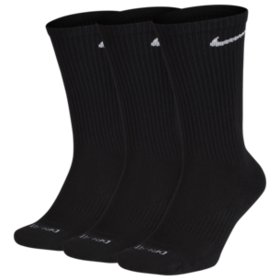 Nike 3 Pack Dri-FIT Plus Crew Socks