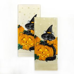 Celebrate Halloween Together Witchy Cat Kitchen To