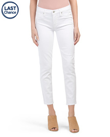 Reveal Designer Tally Mid Rise Skinny Cropped Jean