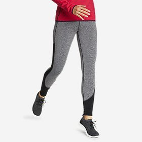 Women's Crossover High-Rise Leggings - Color Block